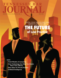 TN Law Journal Cover